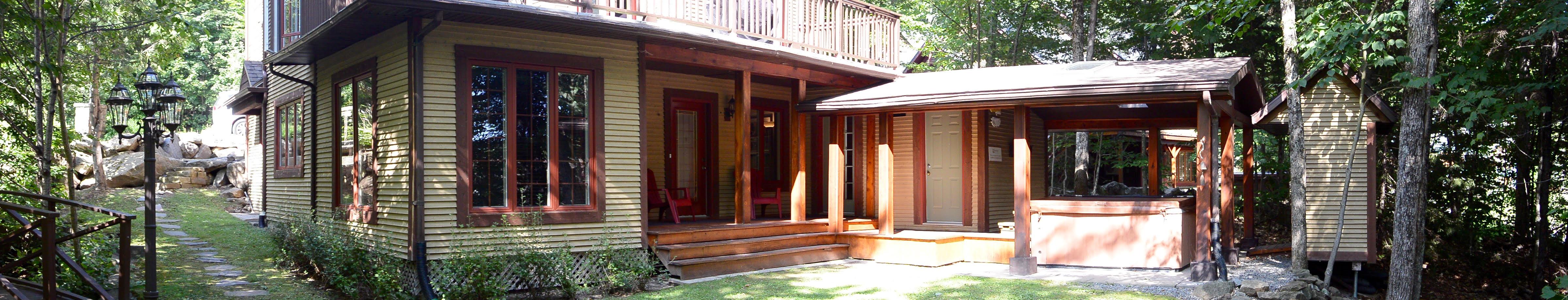 Cottage for Rent in Stoneham Quebec | Cottage Rental Quebec