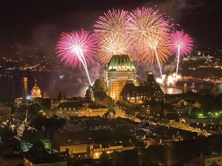 Quebec City Events